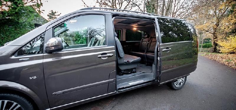 Private Chauffeur-Driven Tour of London
