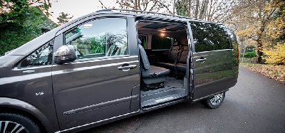 Private Chauffeur-Driven Tour of London