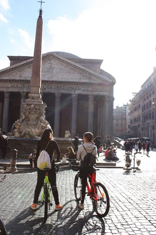 Rome - Bike & Food City Private Tour 1