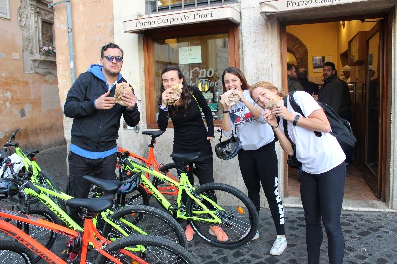 Rome - Bike & Food City Private Tour 4