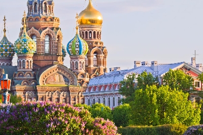 Pearls of St. Petersburg in 2 days - tour by car