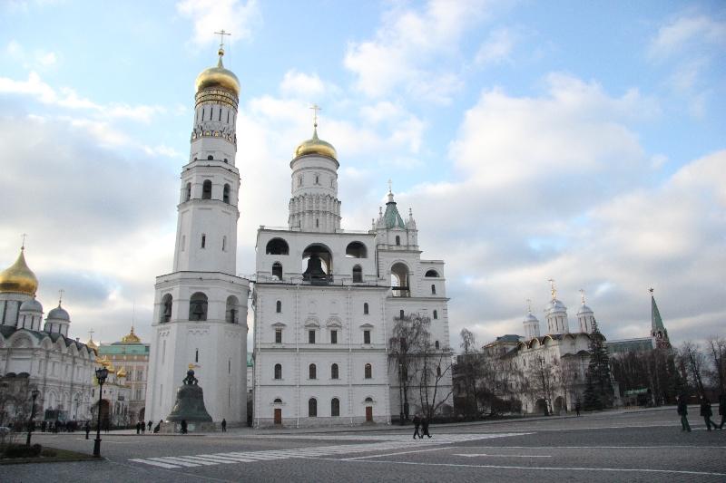 Moscow Kremlin - Walking Tour