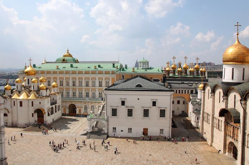 Moscow Kremlin - Walking Tour 1