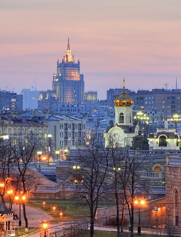 Alternative Moscow - Walking Tour