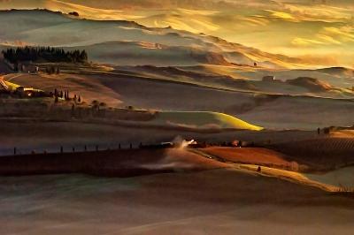 Wonderful Tuscany Wine Tour - Siena, Chianti Wine Region, Monteriggioni and San Gimignano