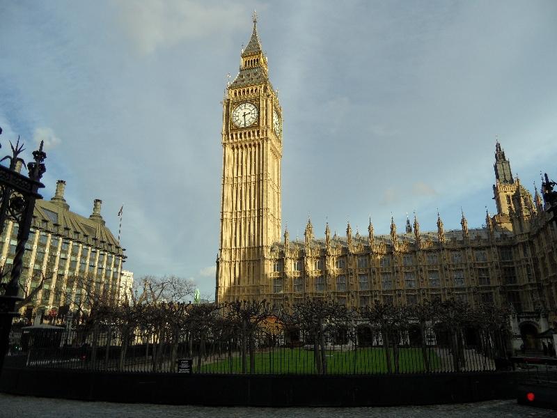 Private walking London panoramic tour
