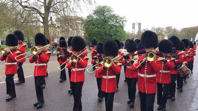 Private walking London panoramic tour 3