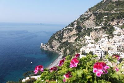 Shared tour Amalfi coast and Pompei