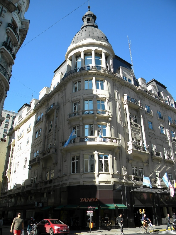 3-hour Private Tour Architecture and Palaces Tour of Buenos Aires 1