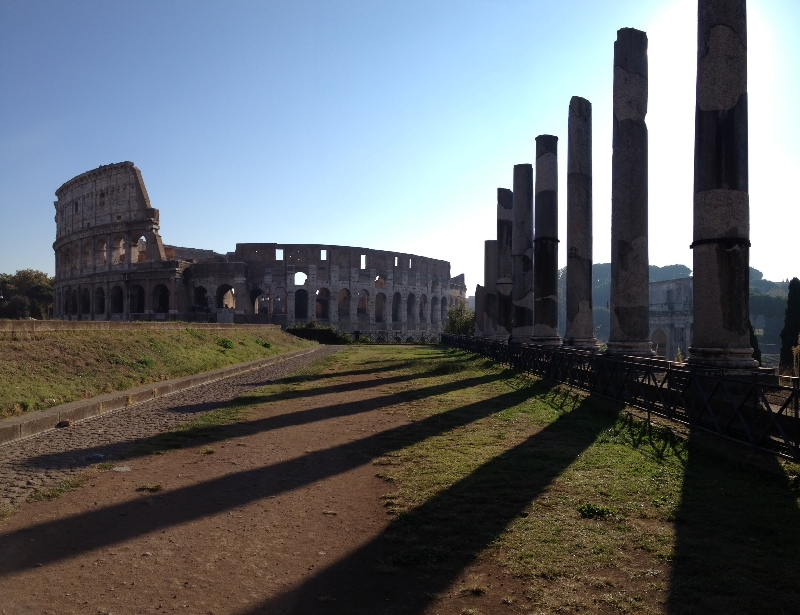 Rome Archeological Historical Center: Explore in Depth the Forum, the Palatine Hill and the Coloseum 2