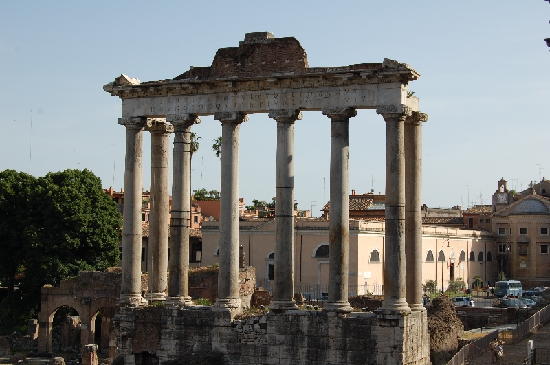 Rome Archeological Historical Center: Explore in Depth the Forum, the Palatine Hill and the Coloseum 4