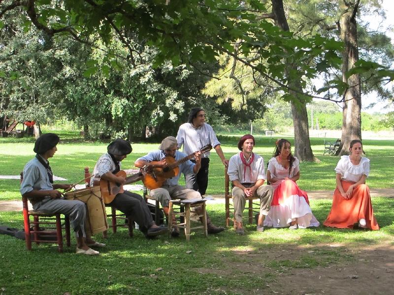 Private tour day at the Estancia  1