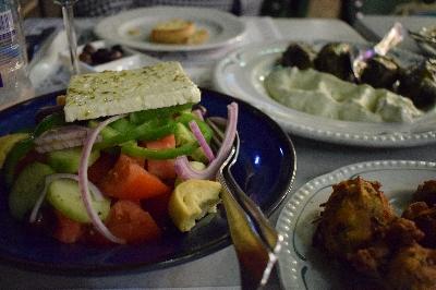Athens Evening Highlights Tour & Dinner