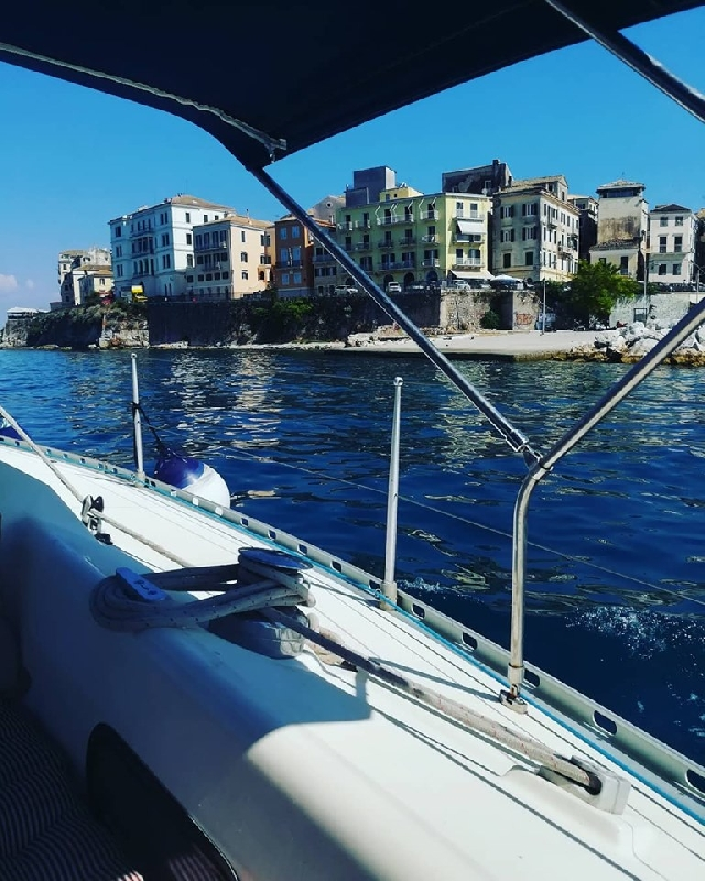 Corfu Private Half-Day Sailing Yacht Cruise 2