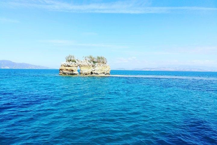 Corfu Private Half-Day Sailing Yacht Cruise 3