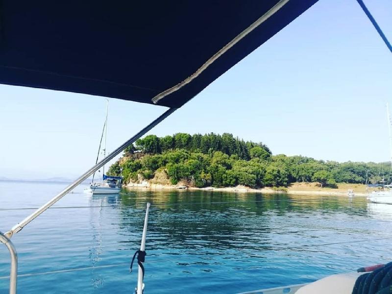 Corfu Private Half-Day Sailing Yacht Cruise 4