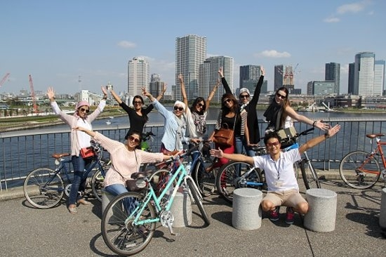 Tokyo bicycle tours - 6 hours 2