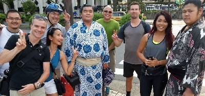 Tokyo bicycle tours - 6 hours