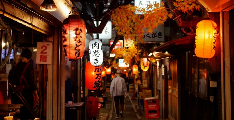 Eat and drink like a Local in Tokyo 1