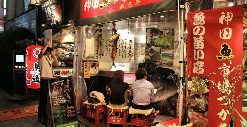 Eat and drink like a Local in Tokyo 2