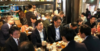 Eat and drink like a Local in Tokyo