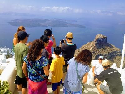 Santorini Exclusive Shore Private Tour