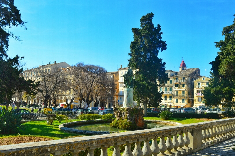 Achillion Corfu Town Private Tour 4