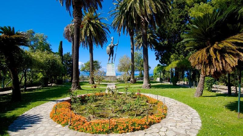 Achillion Paleokastritsa Corfu Private Tour 2